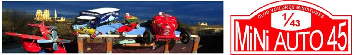 MINI AUTO 45 – GRAND TOURISME ORLEANAIS