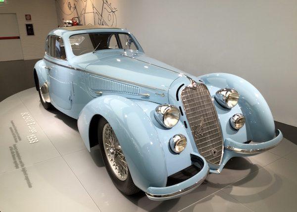 Musée Alfa Roméo - Arese 2016